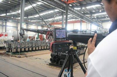 熊猫机械集团宣传片由唐小二多媒体打造